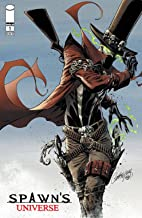 Spawn's Universe #1 Cover B Campbell W/ Rated Comics Backer