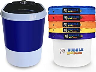 BUBBLEBAGDUDE Bubble Bags Machine 5 Gallon 5 Bag Set – 5 Gallon 110 Volts Mini..