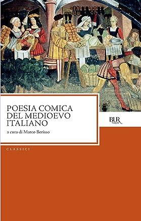Poesia comica del medioevo italiano (Classici)