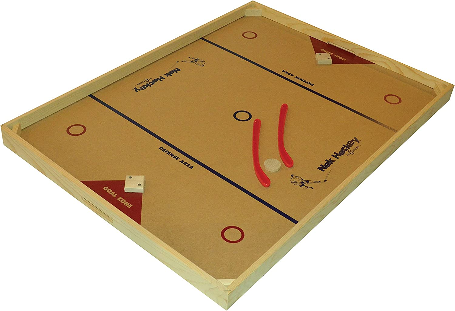 Carrom 20.01 Nok-Hockey Game, Large by Carrom