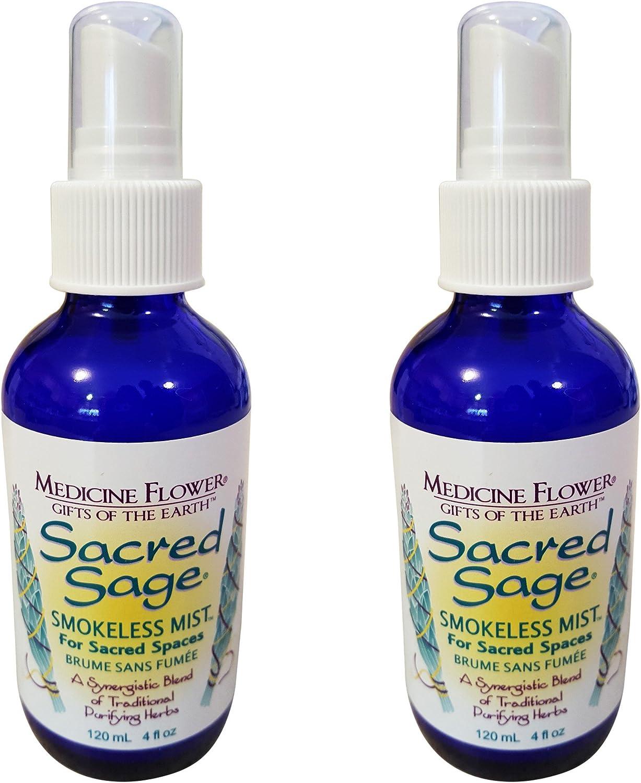 Medicine Flower Smokeless Mist trust 2 Sage Rare Sacred - Pack