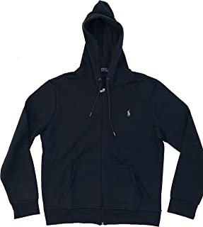 6d445ebf5a0b3 FREE Shipping on eligible orders. Polo Ralph Lauren Men s Double-Knit Full-Zip  Hoodie