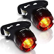 Stupidbright SBR-1 Rear Bike Tail Light Strap-On LED Micro Bicycle Lights