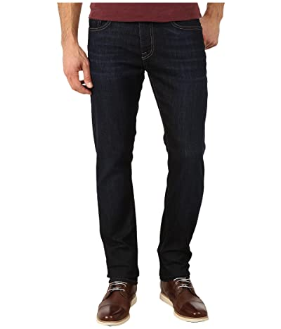 Mavi Jeans Jake in Rinse Brushed Williamsburg (Rinse Brushed Williamsburg) Men