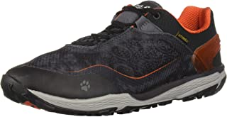 Jack Wolfskin Mens Crosstrail Shield 2 Low M Men's Water Resistant Trail Running Shoe