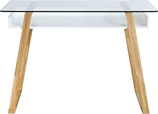 Best clear glass top desk Reviews