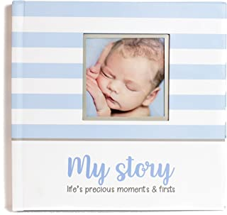 baby boy first year scrapbook