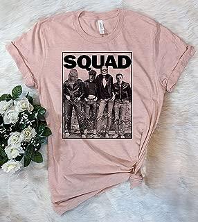 Monster Squad Funny Cute Halloween Shirt Best Friend T-Shirt