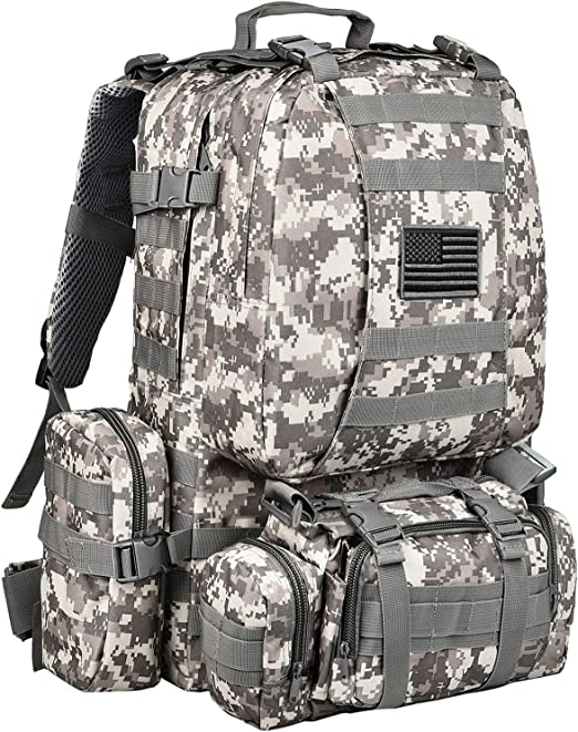 CVLIFE Tactical Backpack