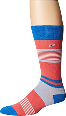 Vineyard Vines - Surf Stripe Sock