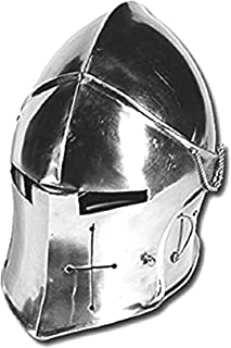 THORINSTRUMENTS Armor - Visored Barbuta Helmet Armor