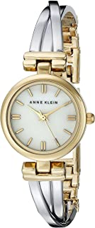 Women's AK/1171MPTT Two-Tone Bangle Watch