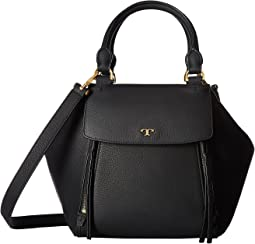 Tory Burch - Half-Moon Satchel