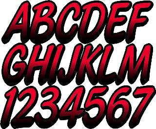 Stiffie Whipline Red/Black 3