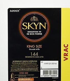SKYN King Size - 144 condooms, groot - Mega-Pack