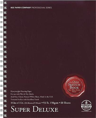 muy popular Bee Bee Bee Papel Empresa Super Deluxe Sketch Libro  ofreciendo 100%