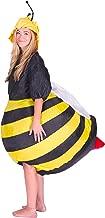 Bodysocks Adult Inflatable Bee Fancy Dress Costume