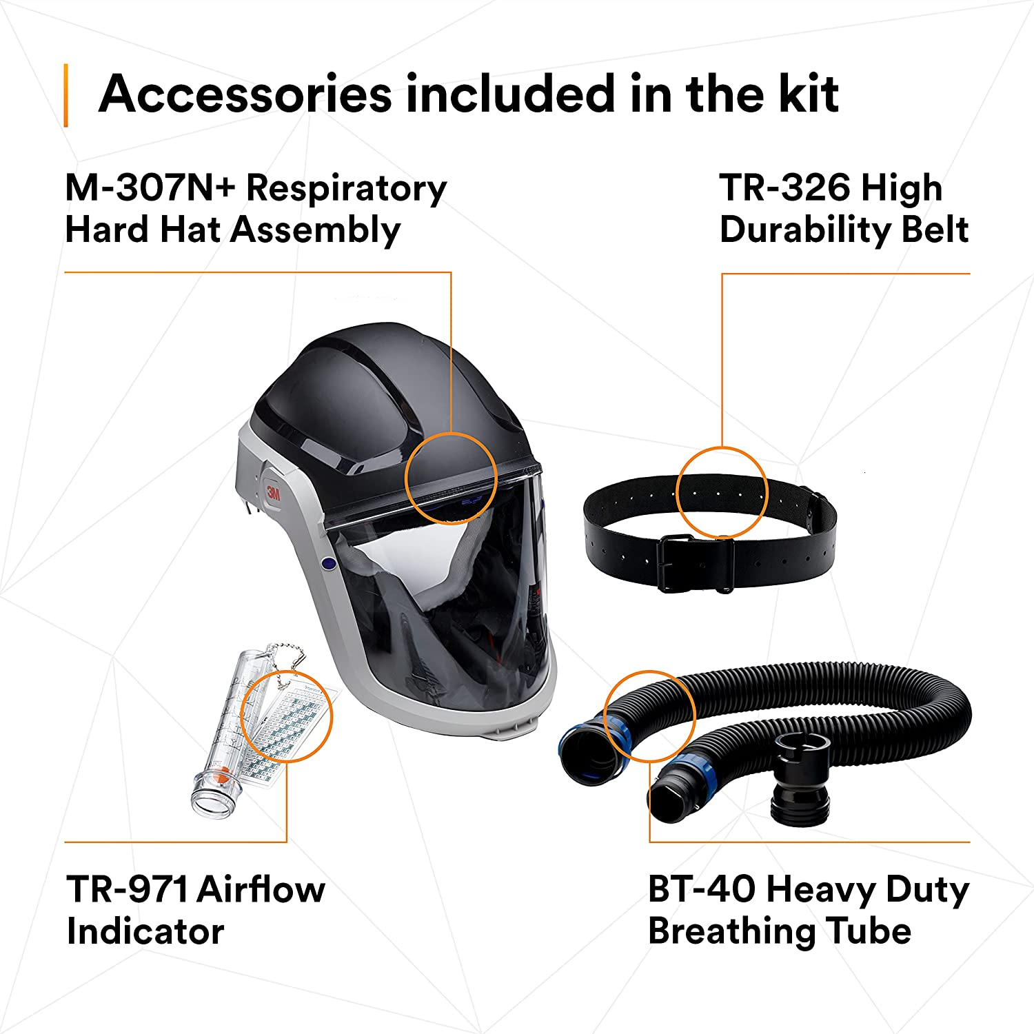 easy clean belt tr 627 and other accessories