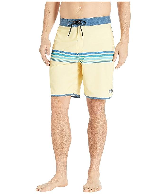 Rip Curl  Mirage Sideline (Yellow) Mens Swimwear