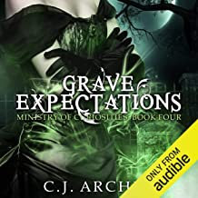 Grave Expectations: The Ministry of Curiosities, Book 4