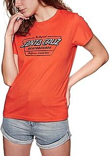 Santa Cruz Home Coming Womens Short Sleeve T-Shirt