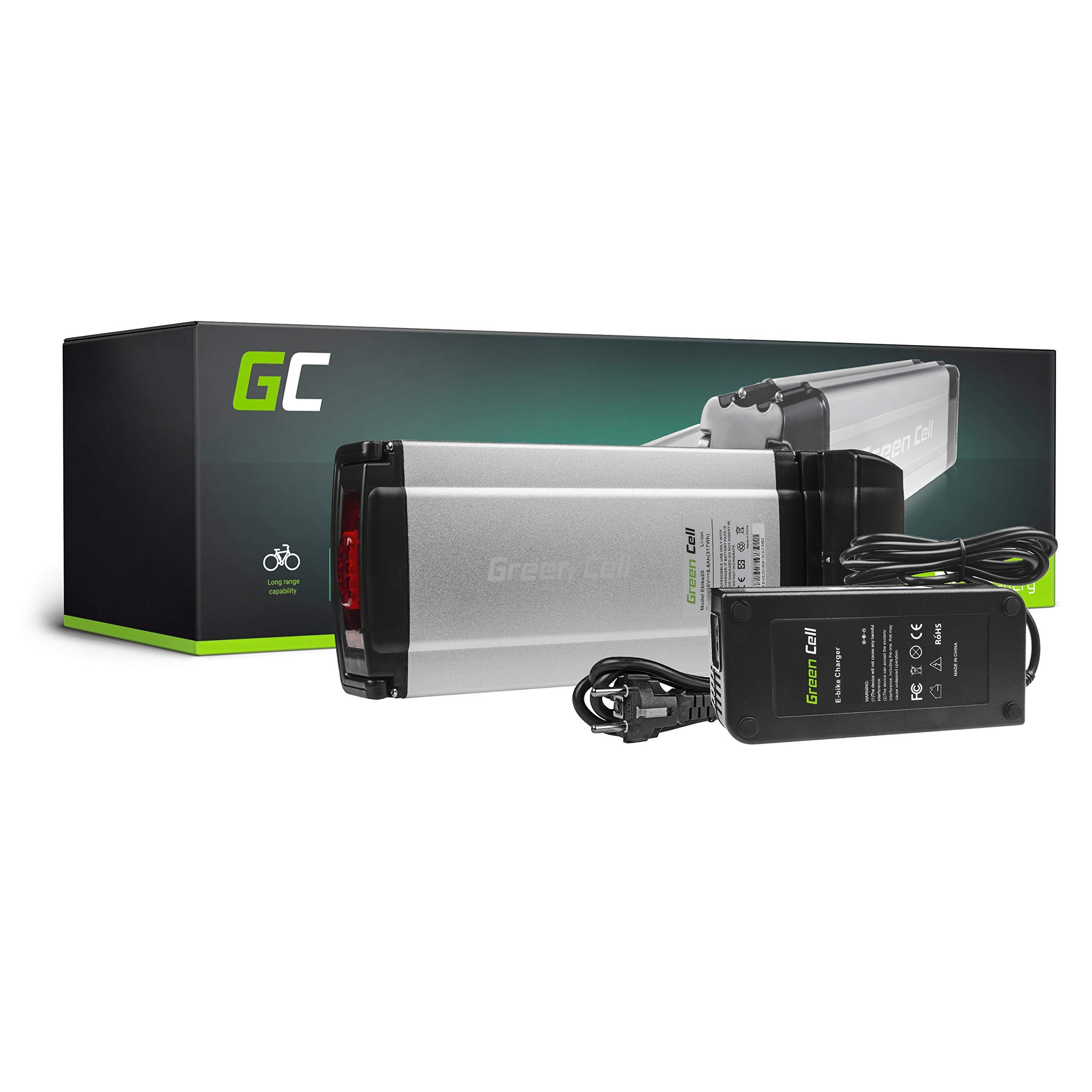 GC® Bateria Bicicleta Electrica 36V 8.8Ah con Celdas Originales ...