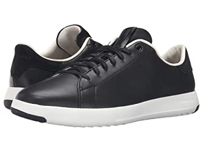 Cole Haan GrandPro Tennis Sneaker (Black) Men