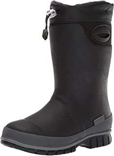 Western Chief Kid's Winterprene Waterproof Cold-Rated Insulated Snow Boot with Memory Foam Insole