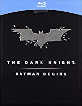 Batman Begins / The Dark Knight Steelbook [3Blu-Ray] (English audio. English subtitles)