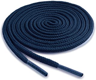 Round Athletic Shoelaces 2 Pair Pack - Made in the USA
