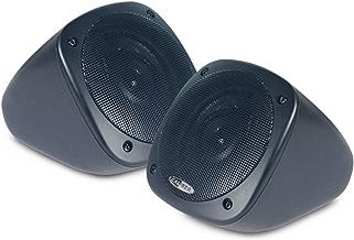 Caliber CSB1 altavoz audio De 2 vías 80 W - Altavoces para coche (De 2 vías, 80 W, 40 W, 4 ?, 90 dB, 125-19000 Hz)