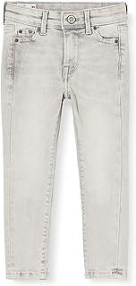 Pepe Jeans Fille Pixlette High PG201164 Jeans Fille