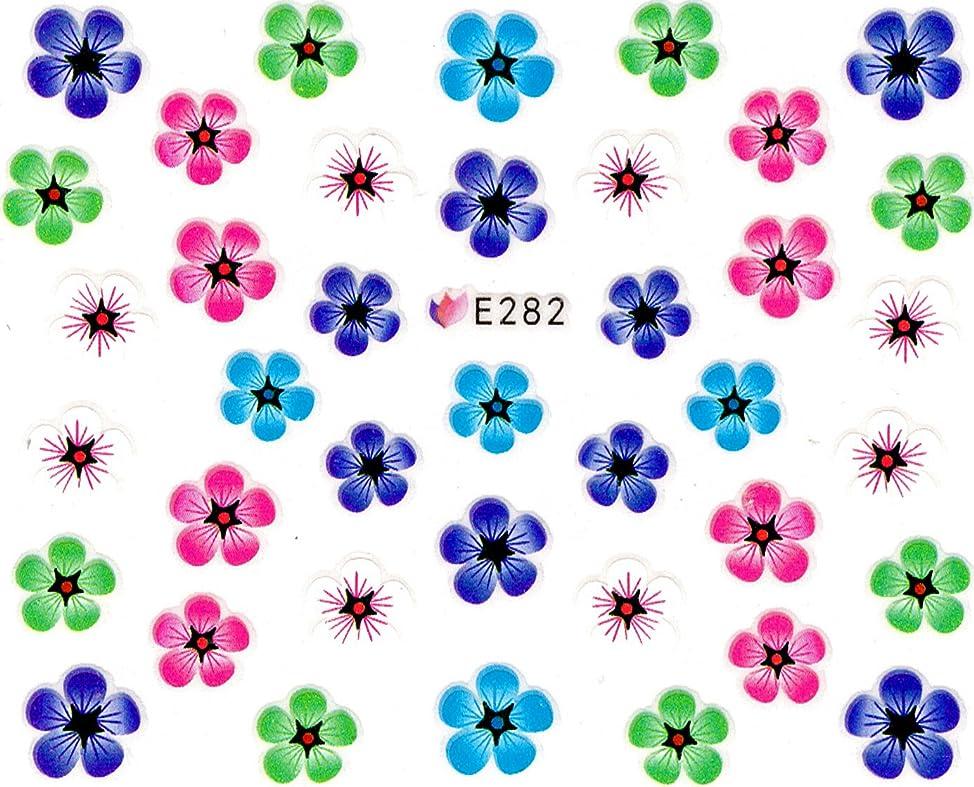 不誠実クロールオピエートネイルシール 押し花 フラワー 選べる9種類 (06-T40)