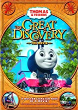 Thomas & Friends - The Great Discovery DVD