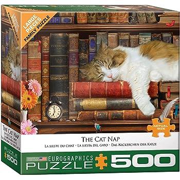 EuroGraphics 8500-5461 Scottie Dog Picnic 500Piece Puzzle