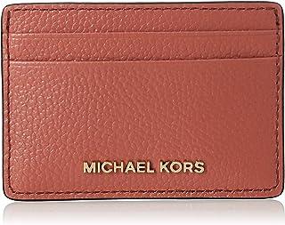 MICHAEL KORS Womens Card Holder, Sunset Peach - 34F9GF6D0L