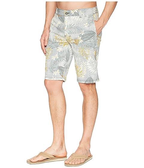 Palma Table Pantalones Rock Chino Prana cortos Grava qTnOZpwYz