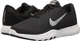 (ナイキ) NIKE レディースランニングシューズ?スニーカー?靴 Flex TR 7 Black/Metallic Silver/Anthracite/White 10 (27cm) B - Medium