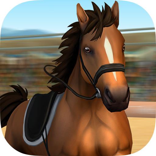 Horse World: Springreiten Free