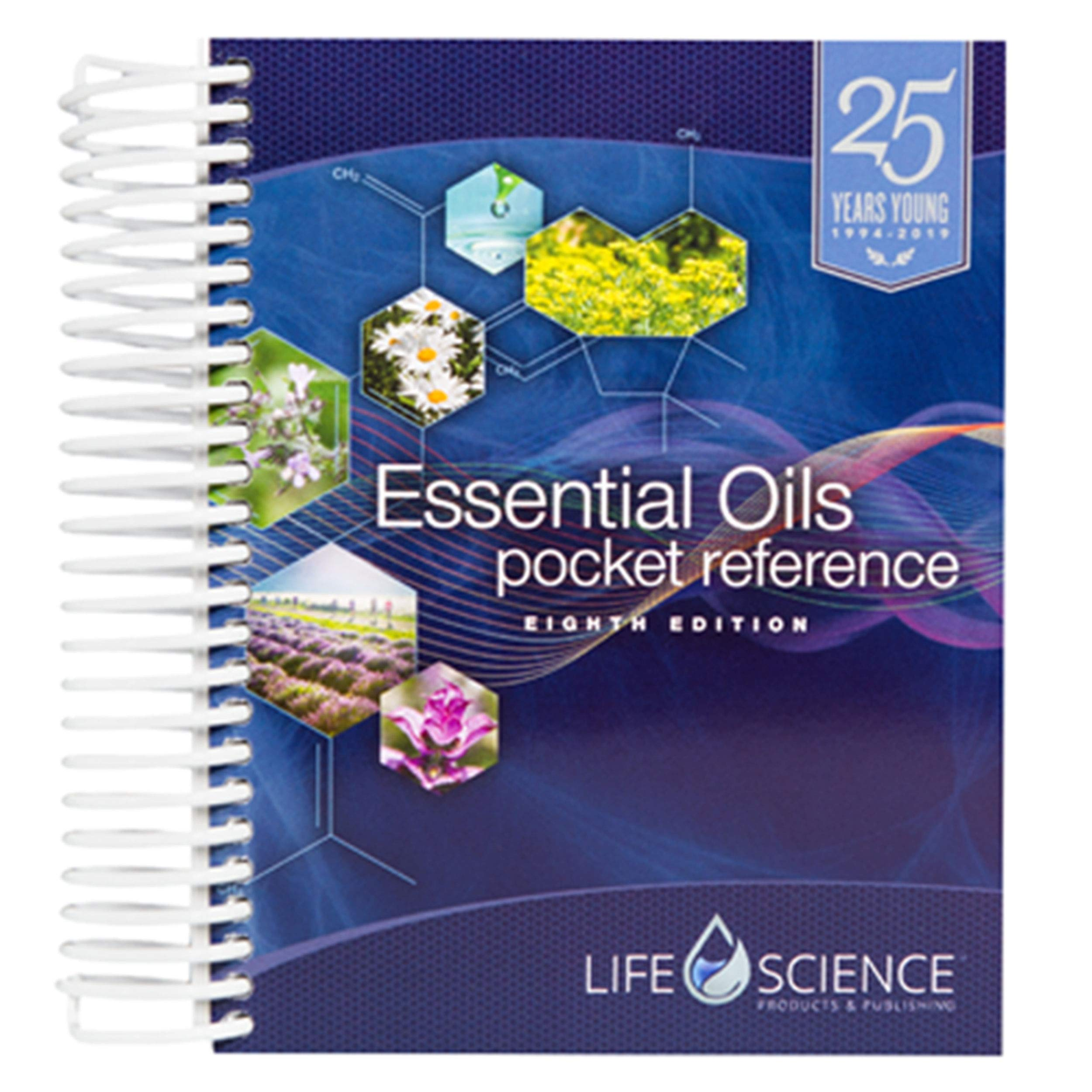 Essential Oils Pocket Reference 8th