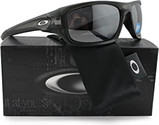 OO9236-06 Valve Polarized Sunglasses Matte Grey w/Grey Mirror (923606) 60mm Authentic