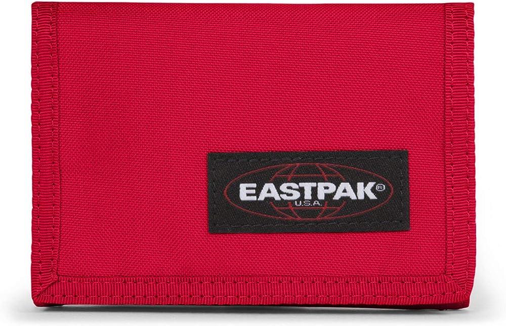 Eastpak crew, portafoglio da uomo, nylon (60%) e poliestere (40%) EK37184Z