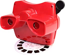 Classic Viewmaster Viewer 3D Model L in RED by View-Master