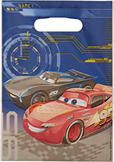 Cars 3 Folded Loot Bag