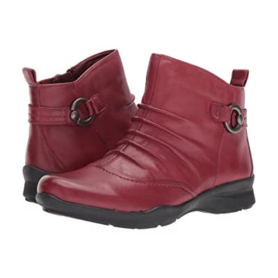 Earth Alta (Bordeaux Full Grain Leather) Women