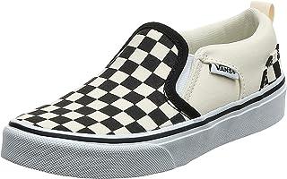 Vans Asher unisex-child Skate Shoe