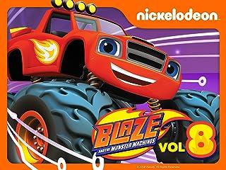 Blaze and the Monster Machines Season 8