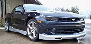 Spoiler Authority Razzi Brand Painted Ground Effects Kit Compatible with: 2014 2015 Chevrolet Camaro V8 (Berlin Blue Metallic GXH WA122V)