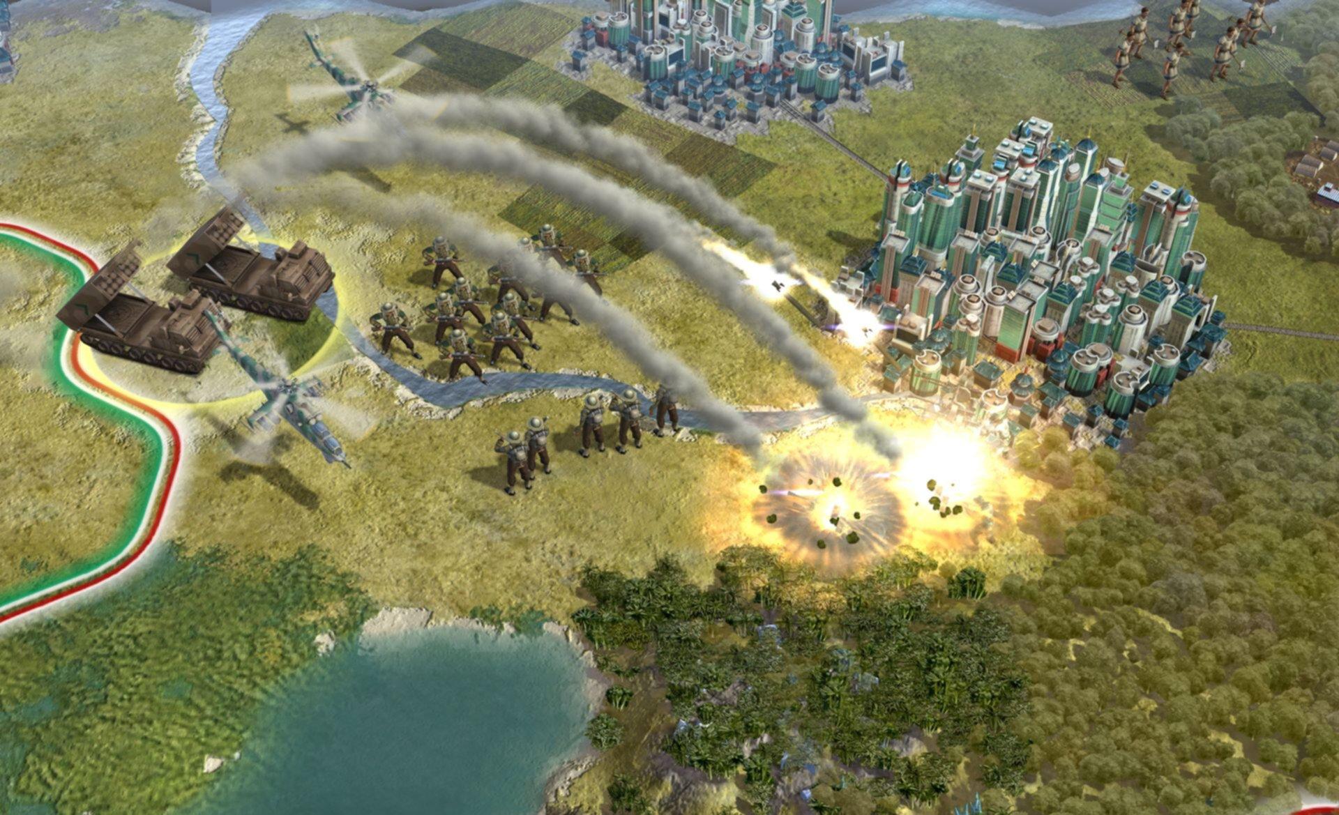 Sid Meiers Civilization V - Gold Edition [Importación Alemana]: Amazon.es: Videojuegos