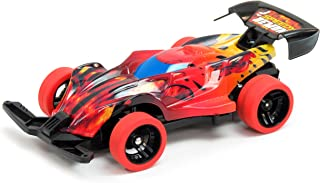 JC Toys Amazingly Fast Speedy Demon Race Buggy Car, Red